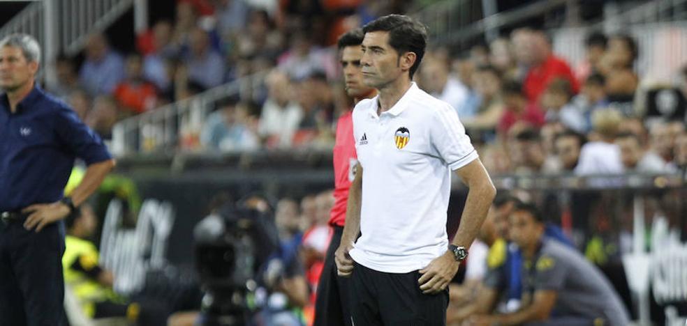 Valencia CF | Marcelino: «Cancelo sabía que iba al Inter y ha querido jugar»