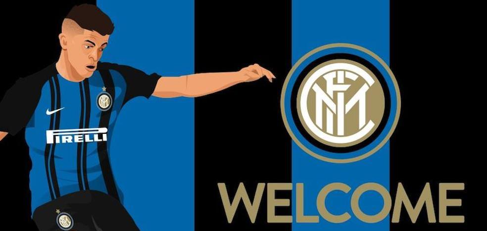 El Inter hace oficial la cesión de Cancelo