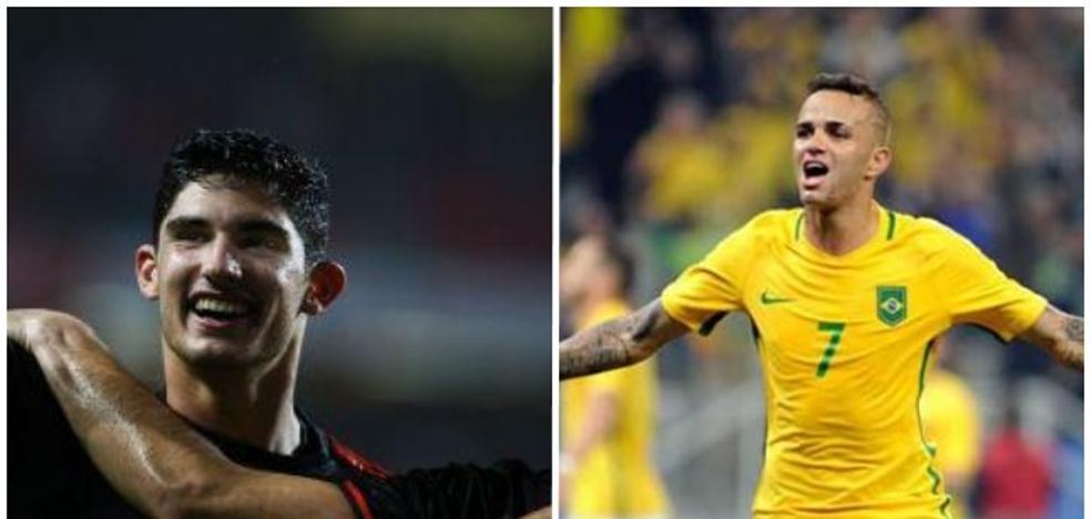 Guedes y Pereira ya son jugadores del Valencia CF