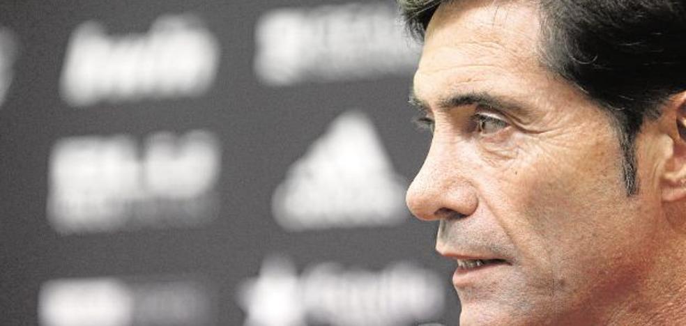 Marcelino estrenará la temporada en las peñas del Valencia CF