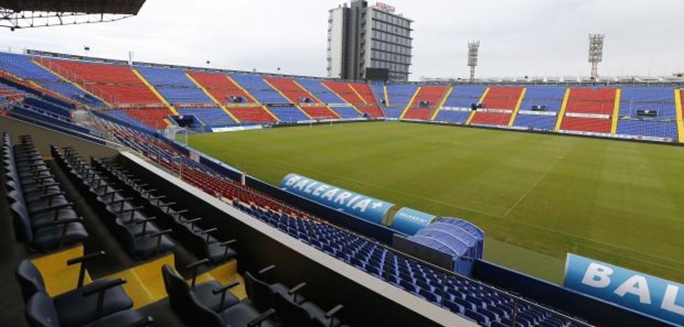 Valencia CF y Levante UD pactan las entradas visitantes a 15 euros para los derbis
