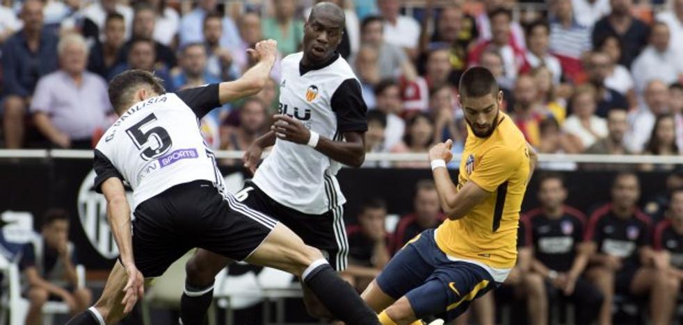 El Valencia CF, el peor balance del mercado