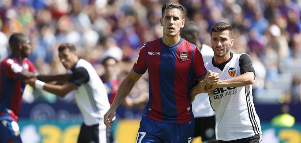 Levante UD - Valencia CF (1-1) | El derbi no se salta el guion