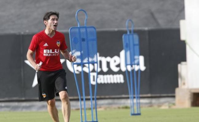 Marcelino repite lista por cuarta jornada consecutiva