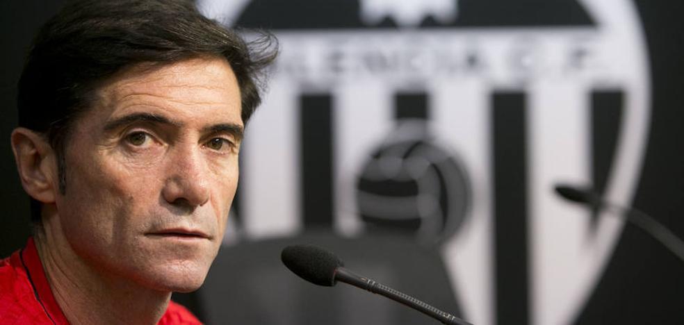 Valencia CF | Marcelino: «Yo no voy a fichar. Vine aquí a entrenar la primera plantilla»