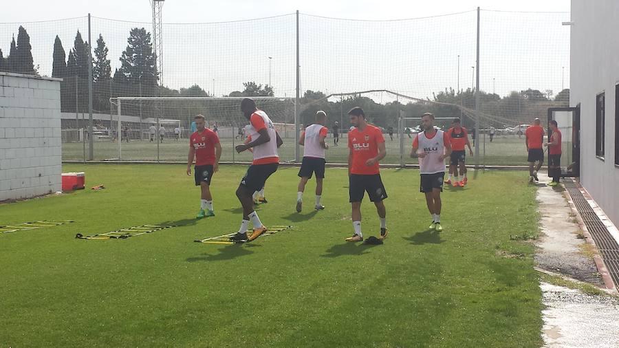 Valencia CF | Vuelve Nacho Gil
