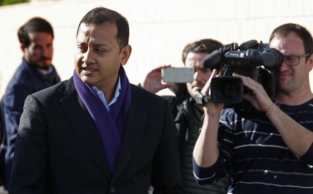 Anil Murthy pide apoyo a las empresas valencianas