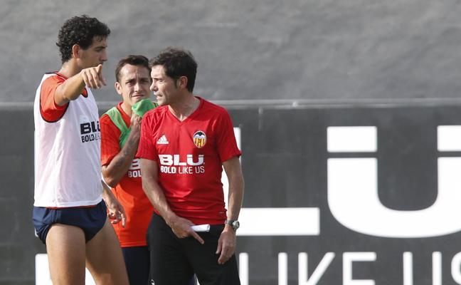 Portazo a las distracciones en el Valencia CF