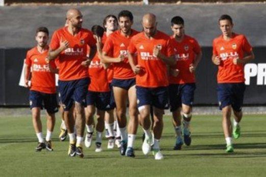 Betis - Valencia CF: El rodillo sigue pese al susto final (3-6)