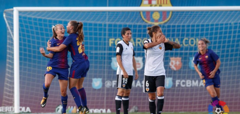 Valencia Femenino | El líder no da opción