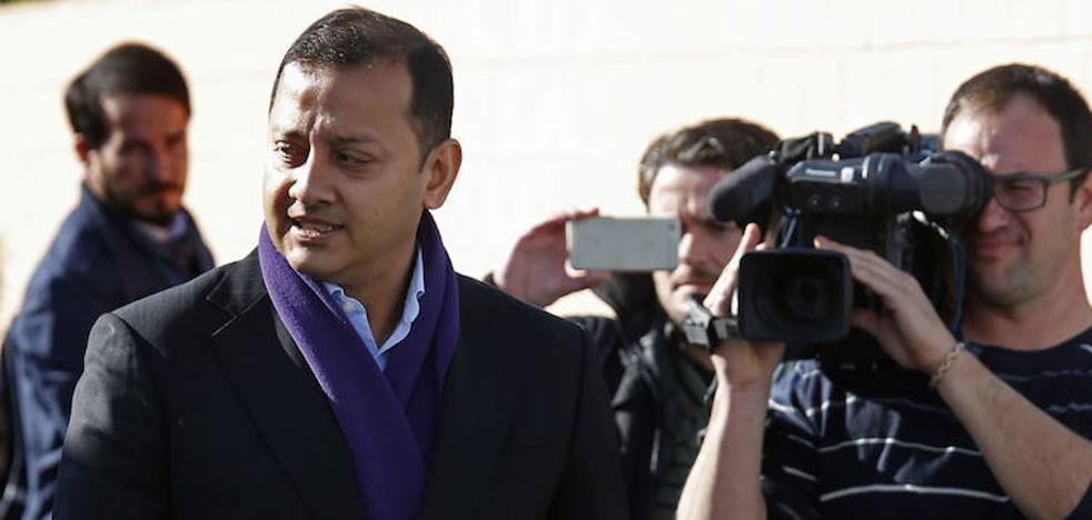 Anil Murthy, diplomático con estrella