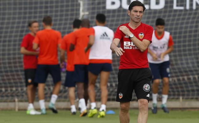 Valencia CF | Charla de 20 minutos de Marcelino