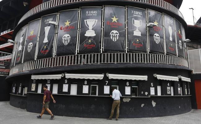 Abierto el plazo para acudir a Mendizorroza y ver el Alavés-Valencia CF