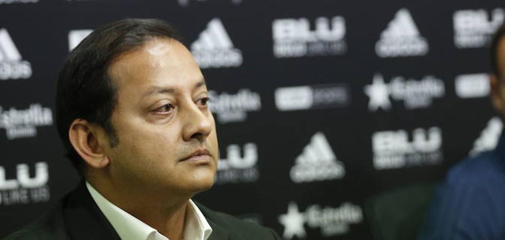 Murthy sigue con los despidos de empleados en el Valencia