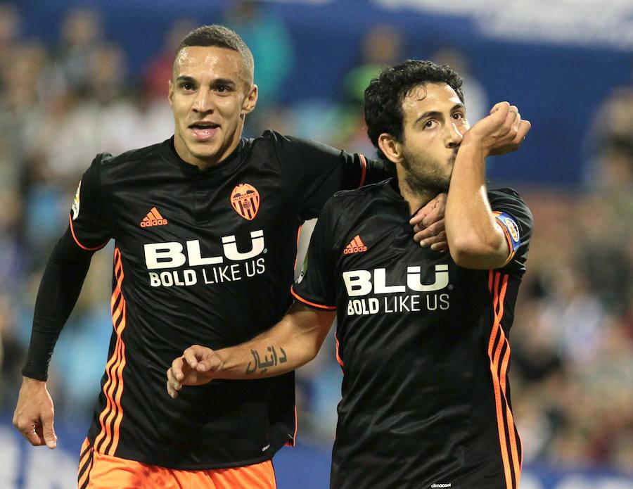 Fotos del Real Zaragoza vs. Valencia CF