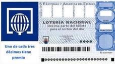 Lotería Nacional de ayer sábado 10 de marzo. Números premiados en el sorteo