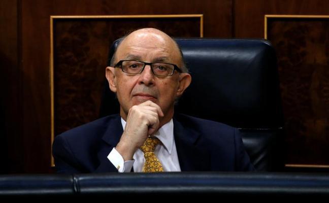 Montoro pide explicar en el Congreso la anulación de la amnistía fiscal