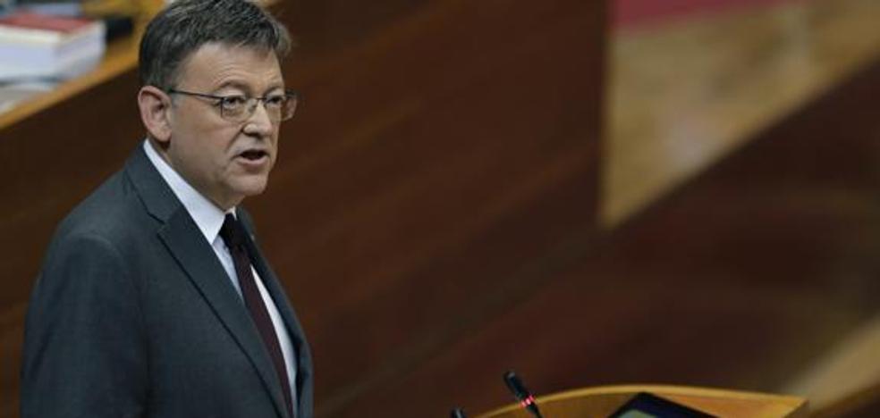 Puig pide exigir al Gobierno la reforma de la financiación este año y apoyo a los 1.300 millones