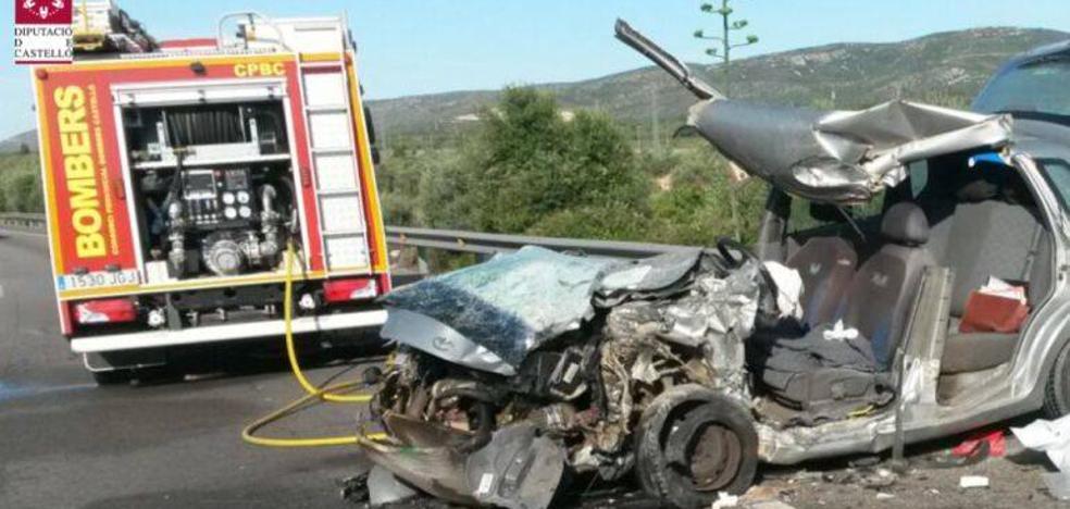 Detenido el conductor que provocó el accidente mortal de Alcalà de Xivert al dar positivo en drogas