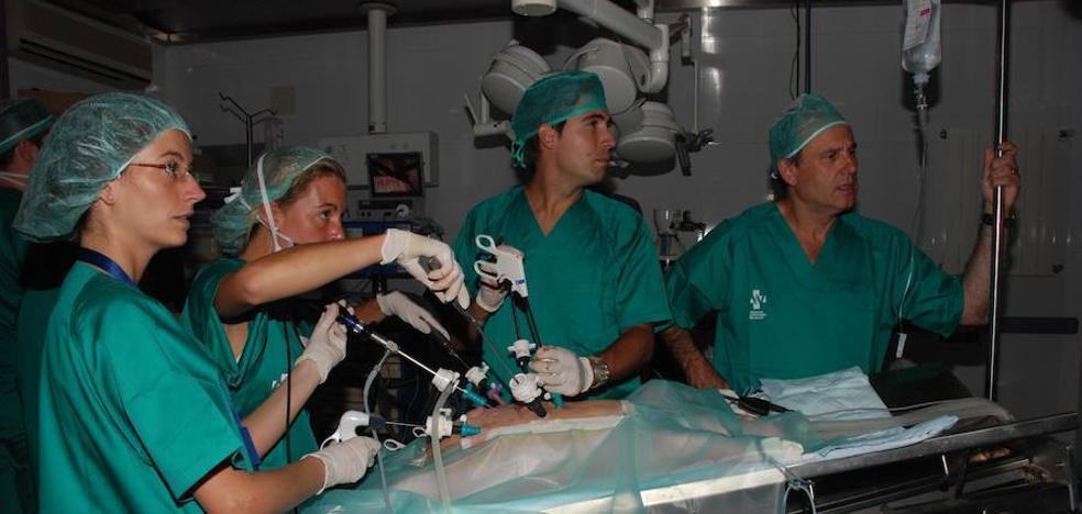 El Hospital General de Valencia eliminará la lista de espera en endoscopias