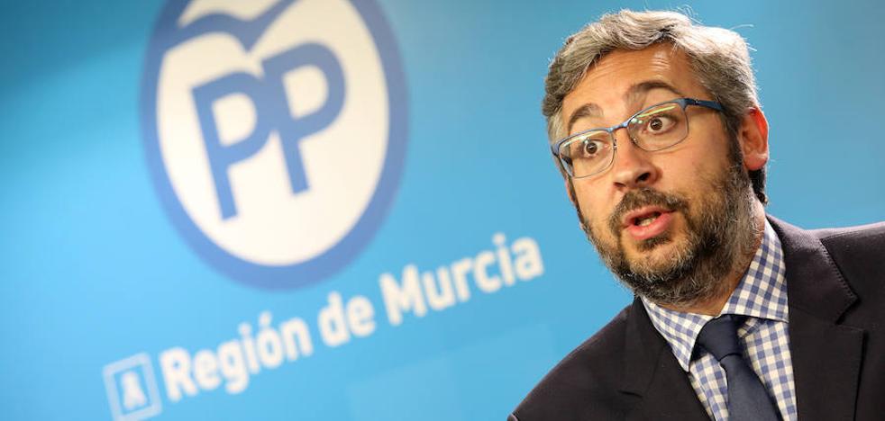 PP: «La designación de Narbona es una declaración de guerra contra la agricultura murciana»