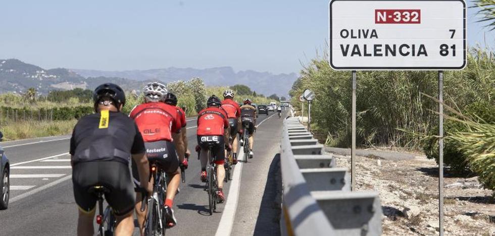 Senija declara tres días de duelo por el fallecimiento del ciclista atropellado en Oliva