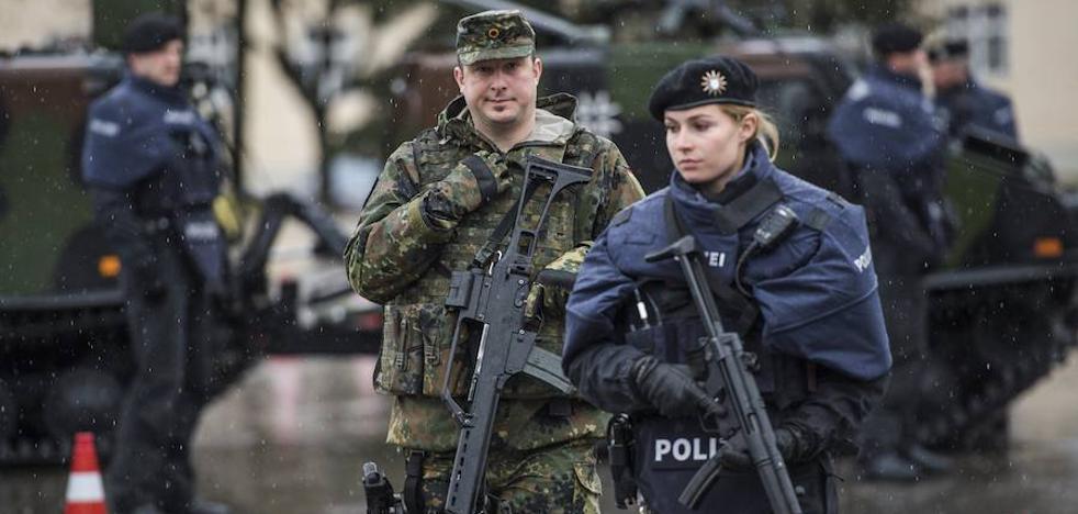 Tres heridos durante un tiroteo en una estación de trenes en Múnich