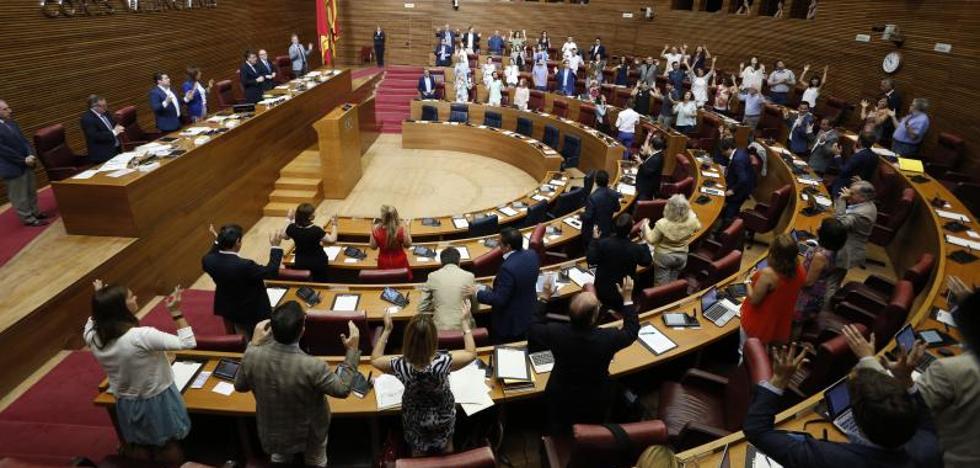 Directo | Les Corts rechazan devolver al Consell la ley de la Huerta de Valencia