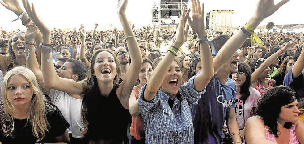 9 festivales de música en la Comunitat Valenciana