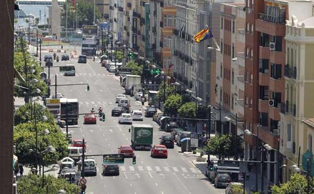 Los comerciantes del centro de valencia alertan de una oleada de robos y estafas las provincias - Hotel avenida del puerto valencia ...