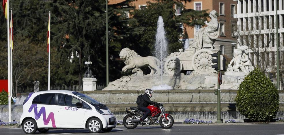 Los conductores madrileños, contrarios al Plan A del Ayuntamiento