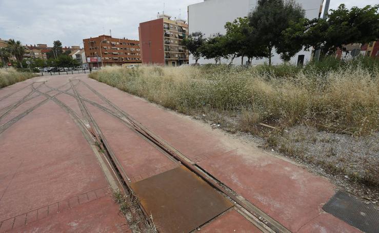 Fotos del abandono y la degradación en el barrio de Nazaret