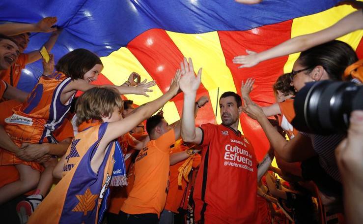 Fotos del Valencia Basket - Real Madrid