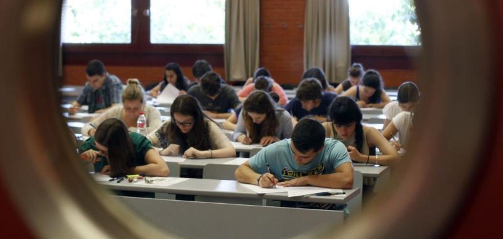 Notas de corte en las universidades de Valencia, Alicante y Castellón para el curso 2017/2018