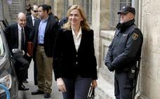 Los acusados de grabar a la infanta ante Castro lo niegan en el juicio