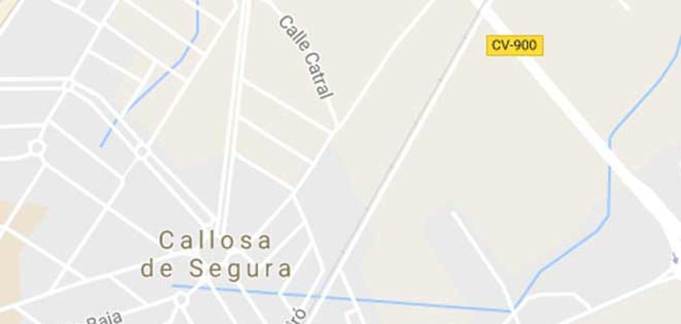 Nueve heridos en un accidente múltiple con cuatro coches implicados en Callosa de Segura