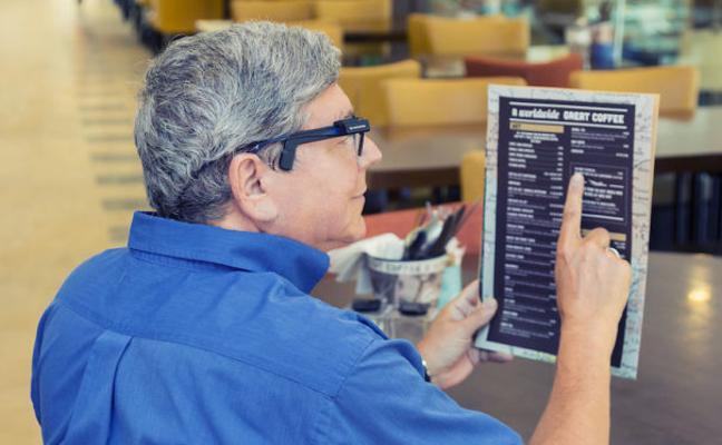 OrCam MyEye, las gafas de lectura para ciegos