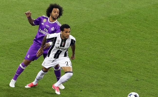 La Juventus confirma el adiós de Dani Alves