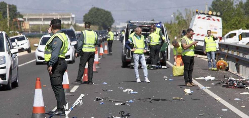 El ciclismo pide «medidas y respeto» para frenar las muertes en carretera