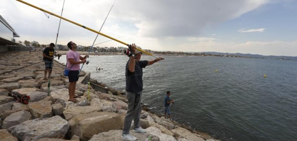 En busca de un lugar para pescar en Valencia