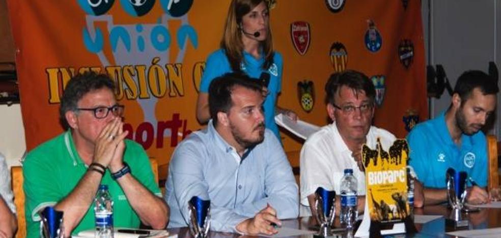 Presentada la I Inclusion Cup Esportbase de fútbol inclusivo