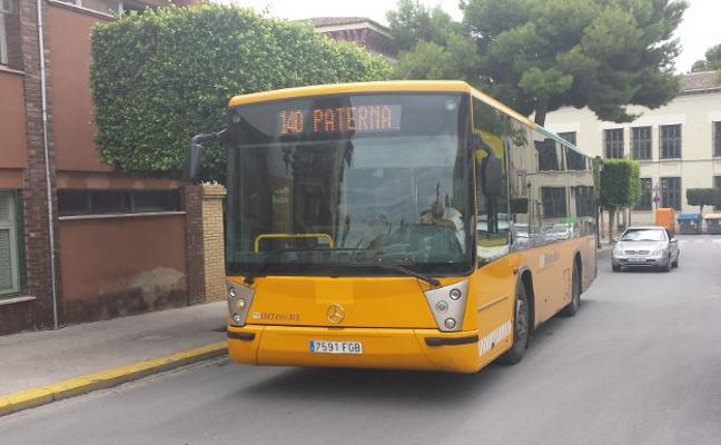 Líneas, horarios, recorrido y paradas de los autobuses metropolitanos Auvaca, Valencia