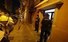 Un hombre degüella a su padre en Valencia