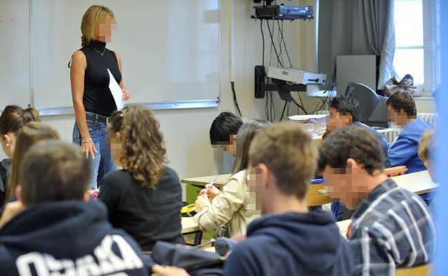 Detenida una profesora por insultos a sus alumnos: «¡Hijos de puta!»