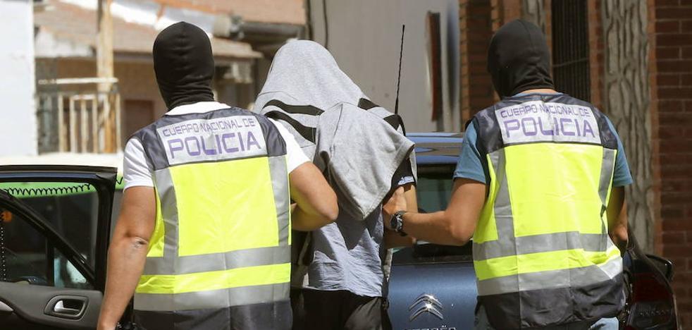 Detenido en Melilla un yihadista de una red de envío de combatientes a Siria