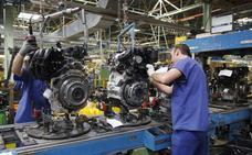 Ford hará mañana el penúltimo turno extra de producción antes del verano