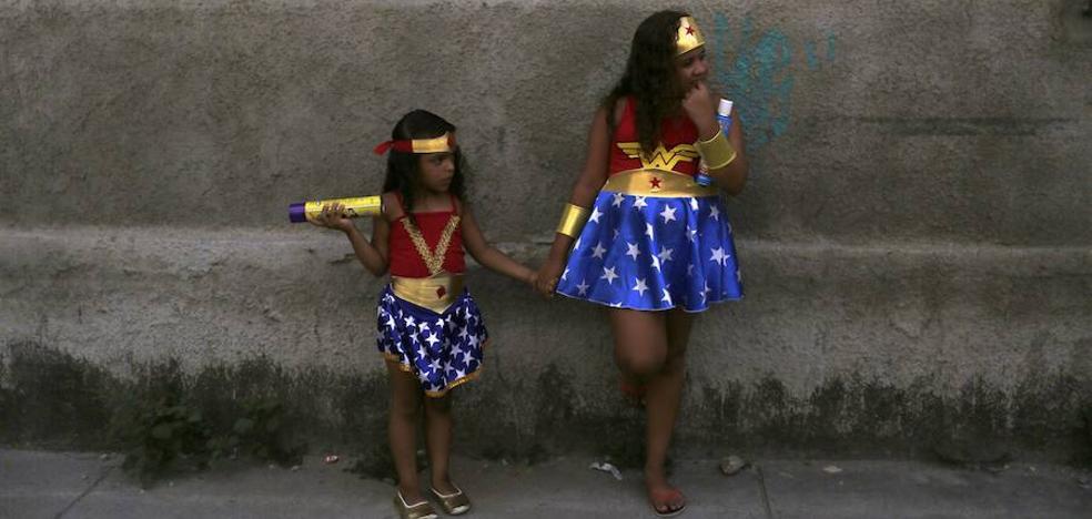 Por qué Wonder Woman puede ser un icono feminista