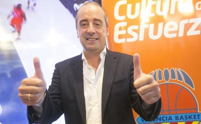 Txus Vidorreta: «Queremos mantener toda la columna del equipo campeón de Liga»