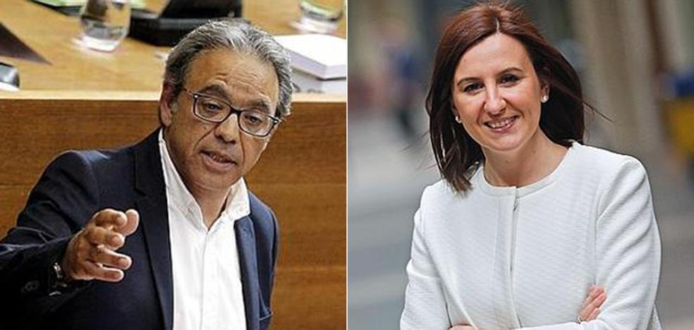 María José Català y Manuel Mata, los mejor valorados