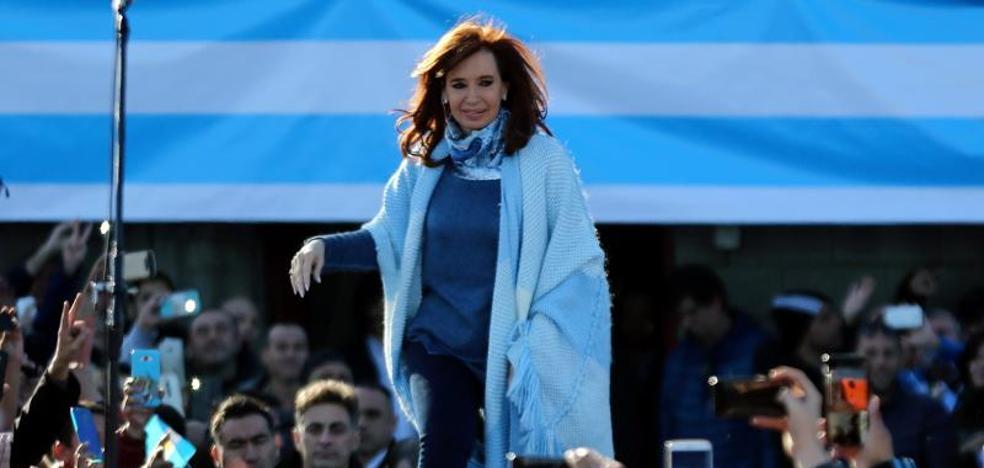 Cristina Fernández desafía el poder de Macri con su candidatura al Senado
